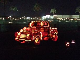 Rise of the Jack O'Lanterns 2015 truck