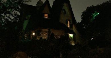 Spadena Witch House