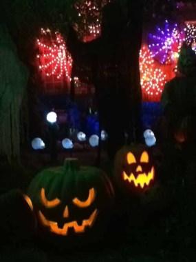 Spider-Lights: Jack O'Lanterns