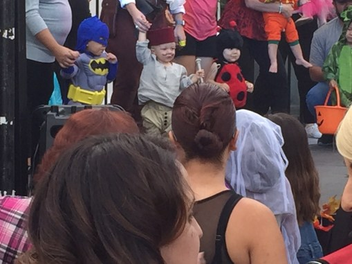 Eek at the Greek 2015 toddlers in costume 2
