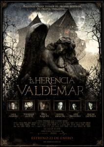 La Herencia Valdemar poster