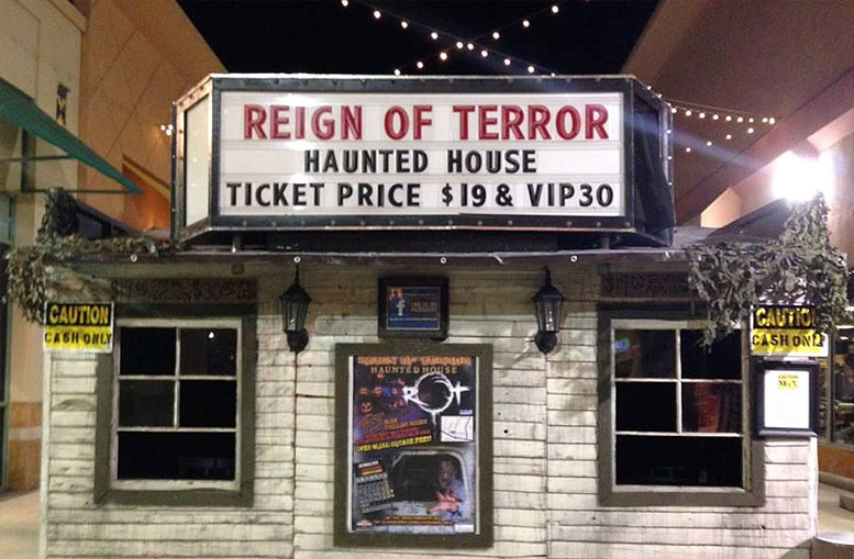 Reign of Terror 2016 box office