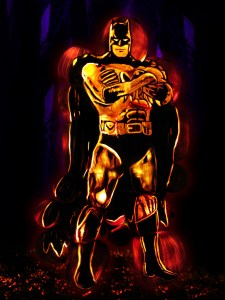 Rise of the Jack O'Lanterns batman