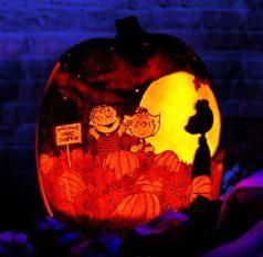 charlie-brown-art-pumpkin