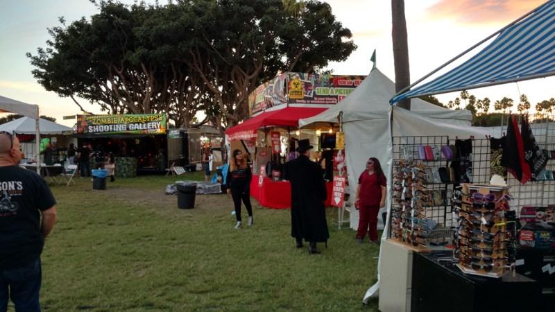 Long Beach Zombie Fest 2016 Review Photo by Warren So