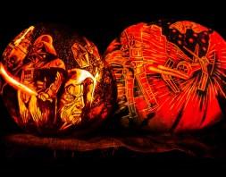 Rise of the Jack O'Lanterns Darth Vader