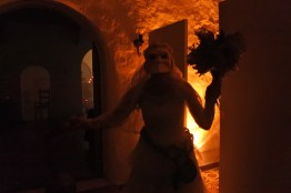 Casa Creepy Ghost Bride