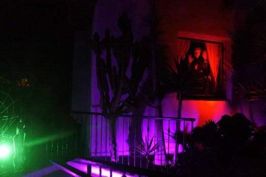Casa Creepy Haunted House 2016 Face in Window