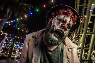 Carnevil Clown Hobo