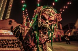 Fiesta De Los Muertos Skull Dancer
