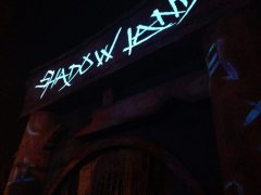 Knotts Scary Farm 2017 Shadowlands exterior