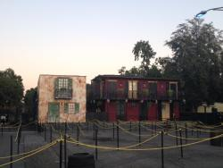 Knotts Scary Farm 2017 Voodoo exterior