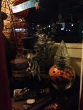 Knotts Scary Farm 2017 window display