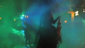 Six Flags Magic Mountain Fright Fest 2017 review shadows in the fog