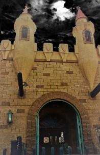 Castle Dark 2017 castle facade