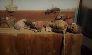 Castle Dark 2017 Shiverton skeleton
