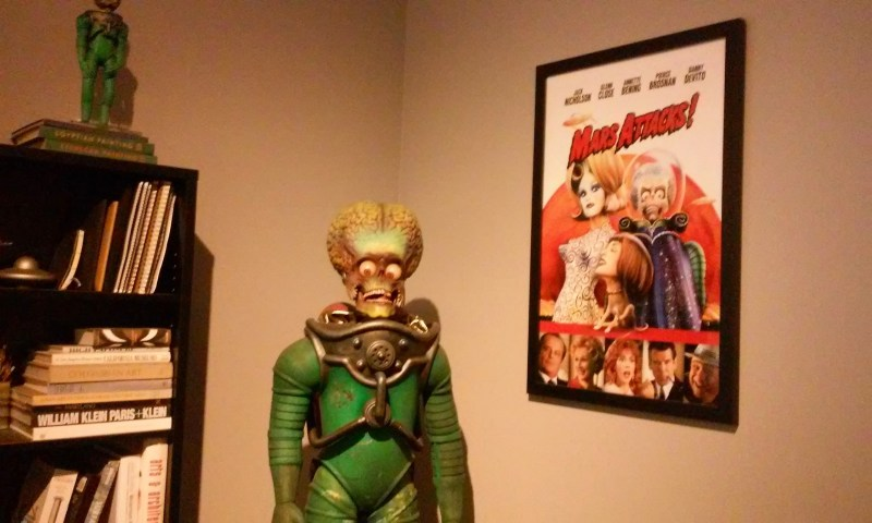 Warner Brothers Studio Horror Made Here 2017 Review: Mars Attacks