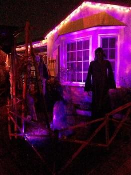 Backwoods Maze 2017 ghosts