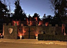 Beware the Dark Realm castle