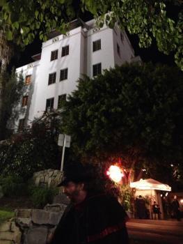 West Hollywood Haunted Pub Crawl: Chateau Marmont
