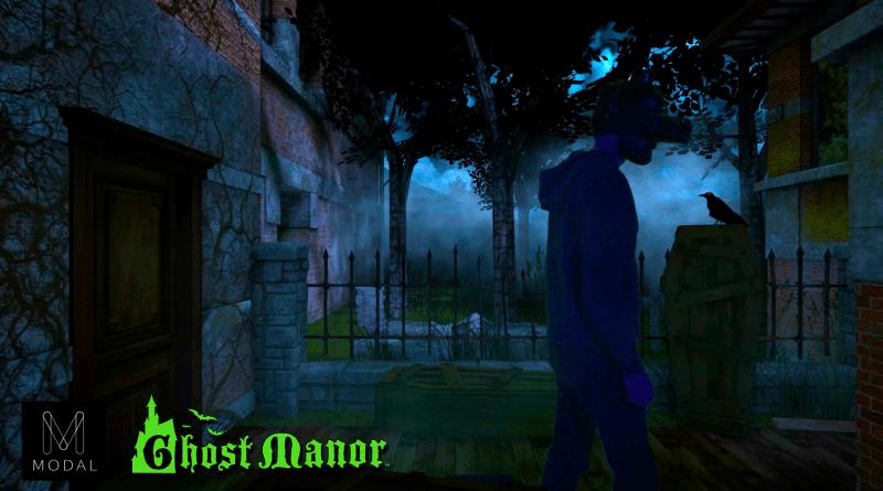 Castle Dark 2017: Ghost Manor Modal screenshot