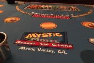 Mystic Motel Blackjack Table