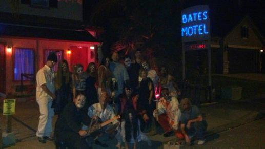 Pumkin Jack's Haunted House 2013 crew shot