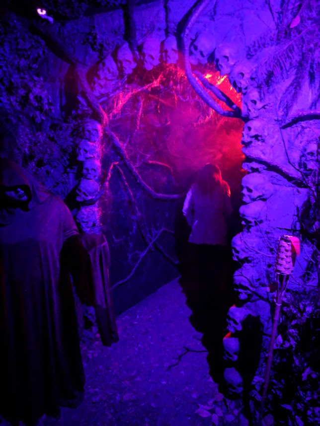 Rotten Apple 2017 The Portal archway