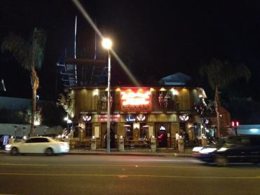 West Hollywood Haunted Pub Crawl: Saddle House