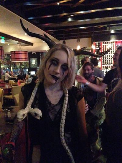 Santa Monica Zombie Crawl 2017 J