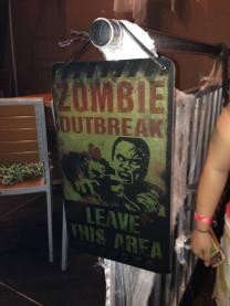 Santa Monica Zombie Crawl 2017 M