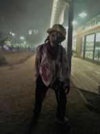 Sinister Valley Haunted House 2017 Review cowboy ghoul