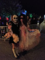 Sinister Valley Haunted House 2017 girl ghouls