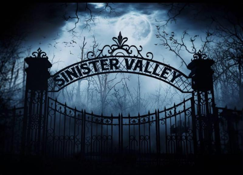 Sinister Valley Haunted House 2017 Review