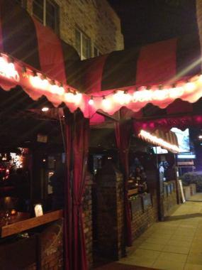 West Hollywood Haunted Pub Crawl: Trocadero Lounge exterior