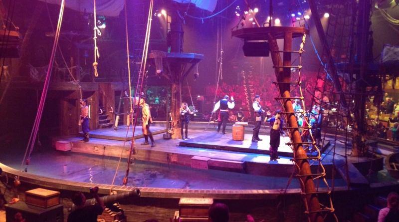 Vampirates 2017 crew on galleon