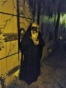 Haunt at Daisy Avenue 2017 nun