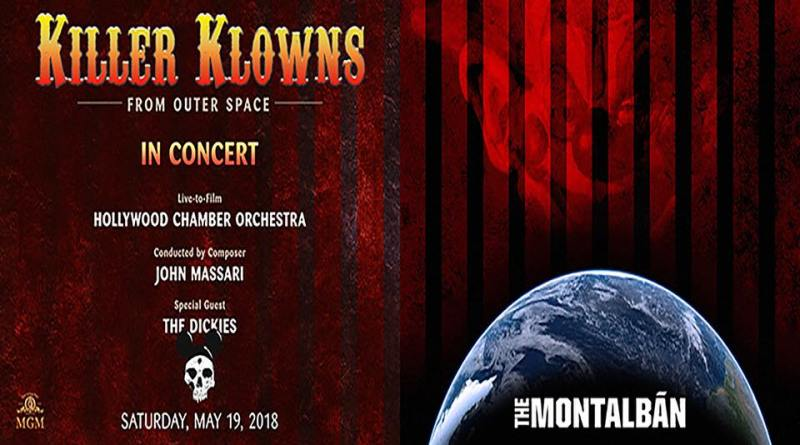 Killer Klowns live concert