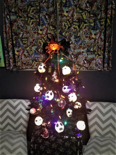 Perky Nerd Nightmare Before Christmas fan art 4