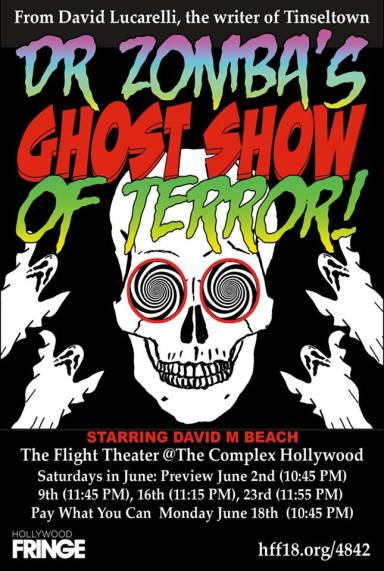 Dr. Zomba's Ghost Ghost Show of Terror Review