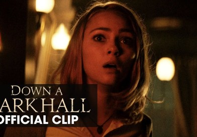 DOWN A DARK HALL: Video Clip