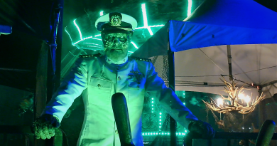Queen Mary Dark Harbor 2018 Review The Captain