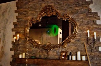 Cauldron mirror eye