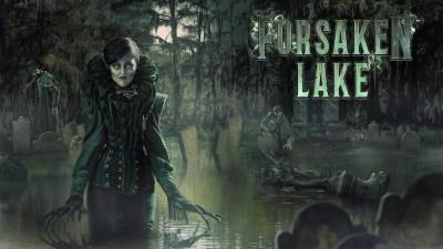 Forsaken-Lake w logo Knotts Scary Farm 2018 review