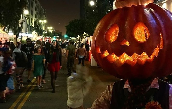 Haunted Little Tokyo to return for Halloween 2018