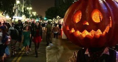 Haunted Little Tokyo Block party 2017