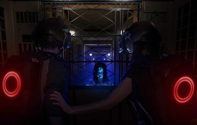 The Void's Virtual Reality Halloween Haunts