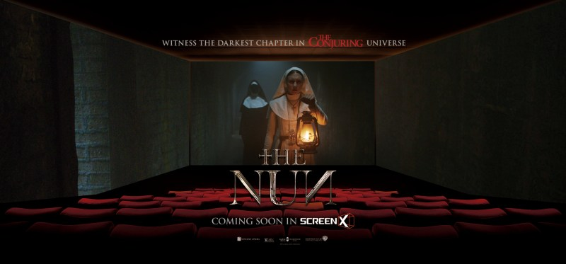 The Nun Review ScreenX