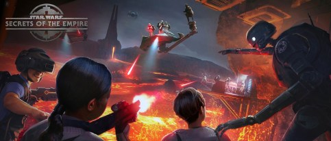 The Void's Star Wars Secrets of th Empire 1