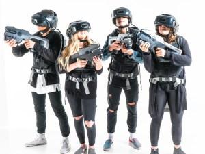 The Void's Virtual Reality Halloween Haunts
